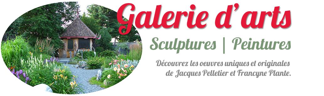 Les Jardins à Fleur de Peau , Galerie en ligne